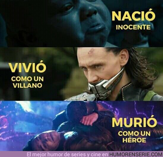 42509 - Eterna vida a Loki
