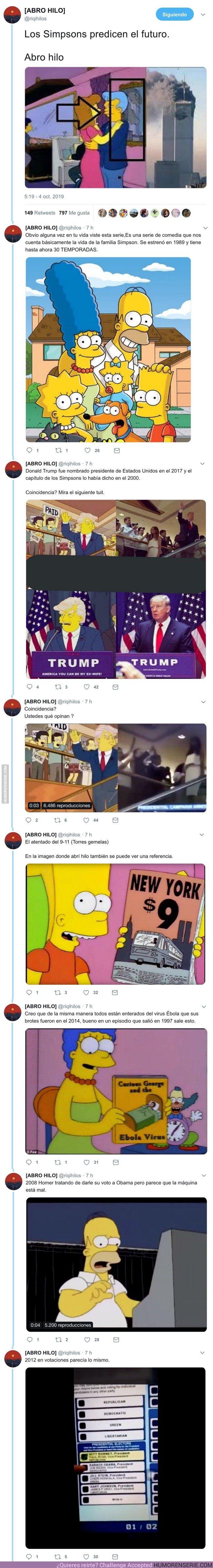 42688 - Los Simpson predicen el futuro