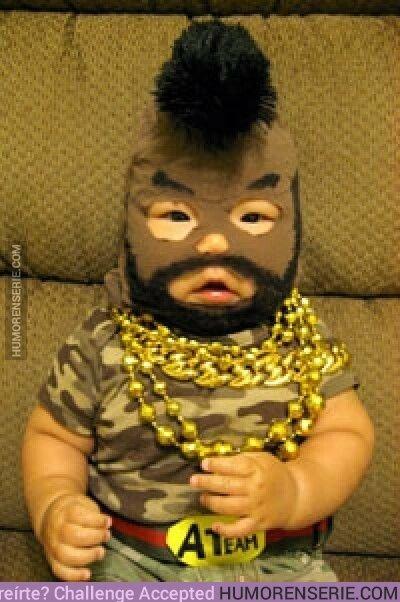 42697 - Cuando tenga un hijo voy a disfrazarlo de MA seguro