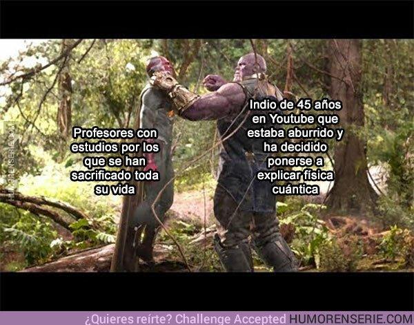 42705 - Siempre que hagas algo, habrá un indio haciéndolo mejor