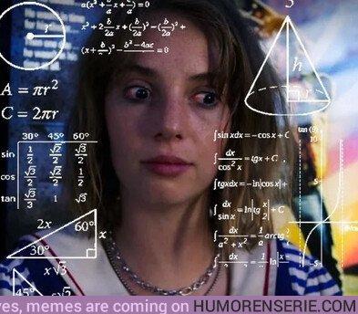 42770 - Yo pensando en todas las teorías de Hopper en Stranger Things 3