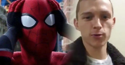 42873 - Internet reacciona al nuevo corte de pelo de Tom Holland