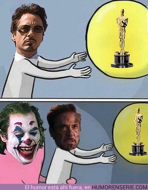 42997 - ¿Crees que Robert merece el Oscar?