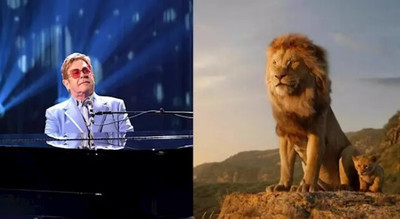 43167 - Elton John y su tremenda rajada contra el remake de El Rey León y su música