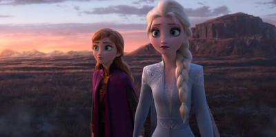 43286 - Mira aquí los 4 nuevos pósters de Frozen 2