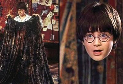 43378 - Ya se puede comprar la capa de invisibilidad de Harry Potter en estas tiendas