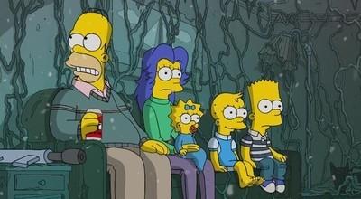 43411 - Así han parodiado Los Simpson a Stranger Things en el especial de Halloween
