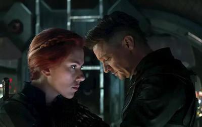 43419 - Scarlett Johansson cierra el debate sobre el futuro de Black Widow en Marvel