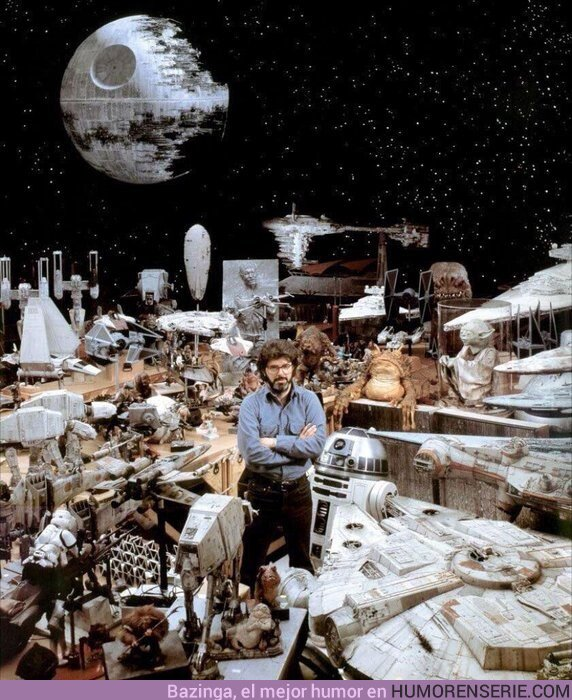 43591 - George Lucas antes de que se pusieran de moda los efectos especiales