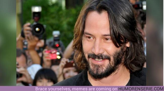 43712 - Keanu Reeves aparece con novia por primera vez en décadas y los fans enloquecen de alegría