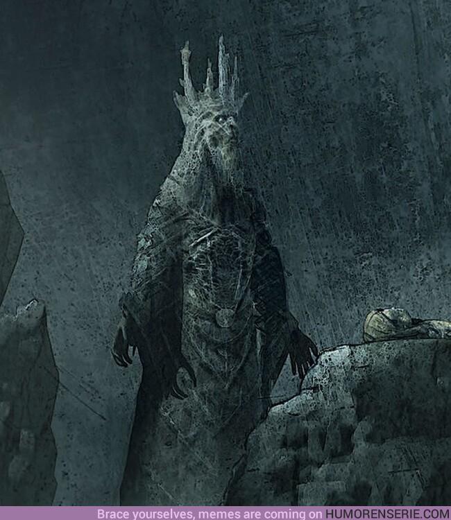 43755 - El aspecto de El Rey de la Noche en Juego de Tronos podría haber sido MUY distinto