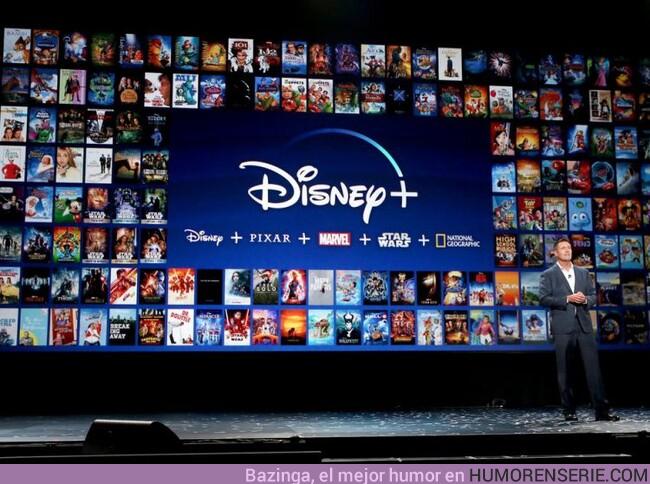 43803 - Disney+ ya tiene fecha de lanzamiento en España