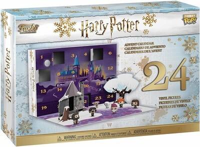43830 - Cuando veas el nuevo Calendario de Adviento de Harry Potter vas a necesitar uno