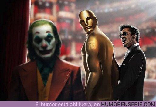43845 - ¿Lo ganará Joker o Ironman?