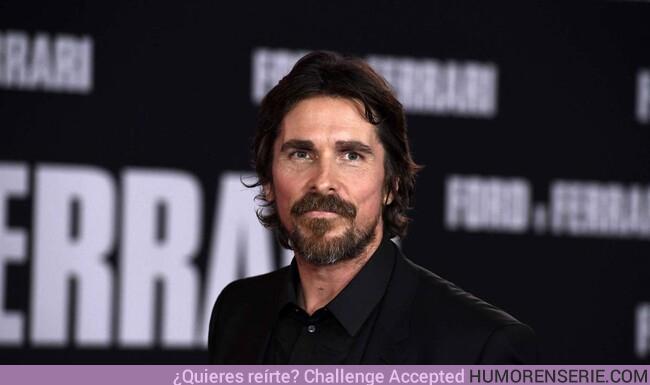 """43955 - Christian Bale: """"Si sigo haciendo lo mismo que hasta ahora, voy a morir"""""""