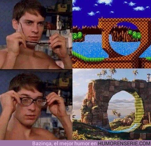 43999 - Los de la peli de Sonic hicieron un buen trabajo