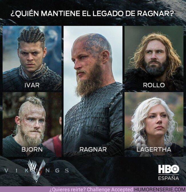 44198 - ¿Quién mantiene el legado de Ragnar? Por HBO España
