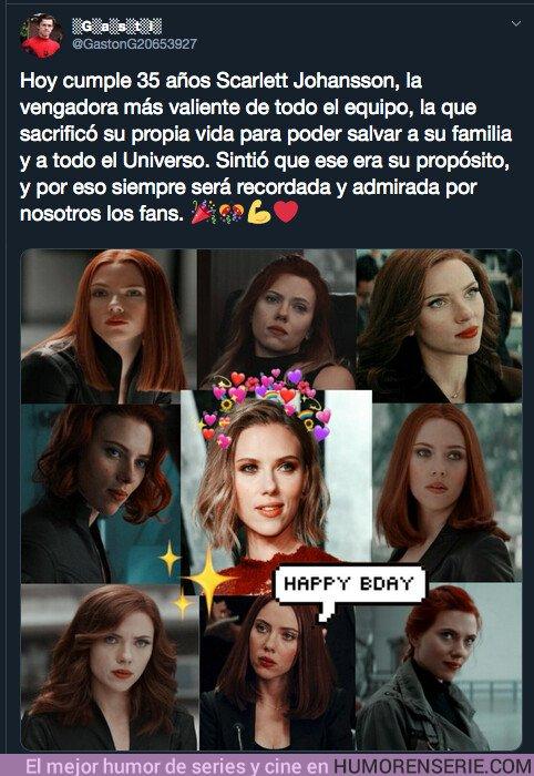 44296 - Felicidades a Scarlett Johansson que hoy cumple 35 años