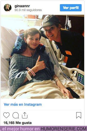 44319 - Chandler Riggs de The Walking Dead ha sido hospitalizado