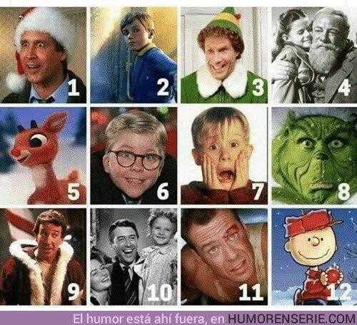 44331 - ¿Cuál es tu película de navidad favorita?