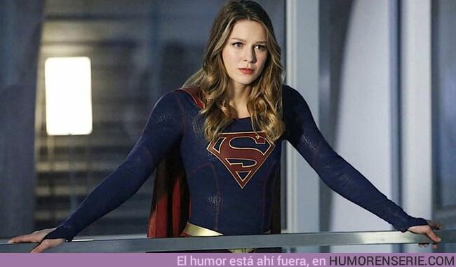 44492 - Melissa Benoist ('Supergirl') revela en un vídeo que fue víctima violencia de género