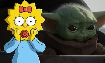 44547 - La prueba que demuestra que Los Simpson predijeron a Baby Yoda antes del estreno de The Mandalorian