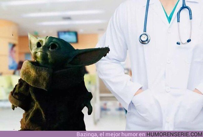 44632 - Cuando tu madre de acompaña a la consulta del médico