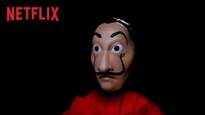 44748 - La cuarta temporada de La casa de Papel ya tiene fecha de estreno en Netflix
