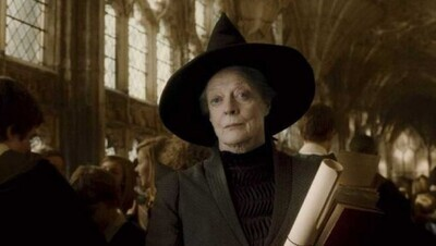 44755 - Maggie Smith explica por qué no se siente satisfecha por su trabajo en Harry Potter