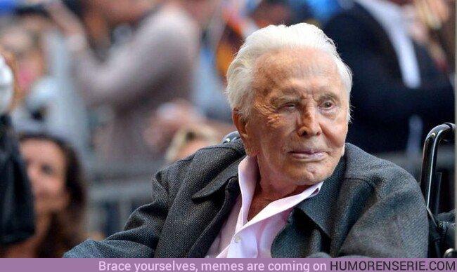 44782 - Felicidades al mítico Kirk Douglas que hoy cumple 103 años