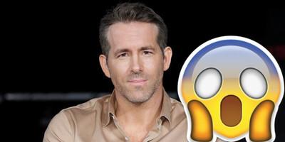 44900 - Ryan Reynolds se lleva el susto de su vida y el vídeo recorre internet