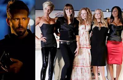 44930 - Ryan Reynolds pide perdón a las Spice Girls antes de que los fans se indignen en las redes sociales