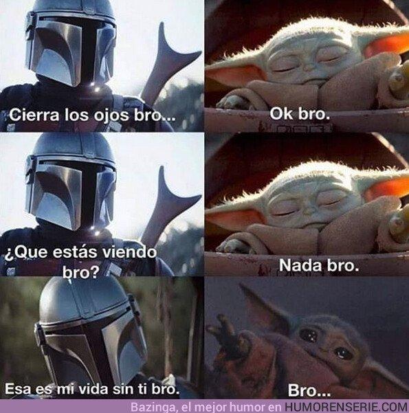 45102 - Te quiero, bro