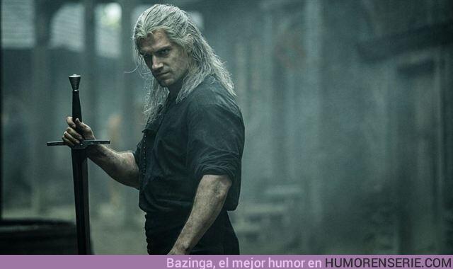45261 - Así se defiende la creadora de la serie de The Witcher de los haters que están rajando