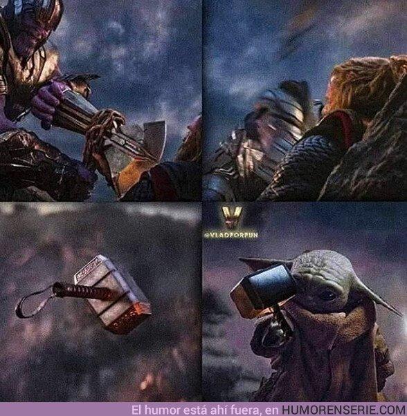 45559 - Thanos no duraría ni un asalto