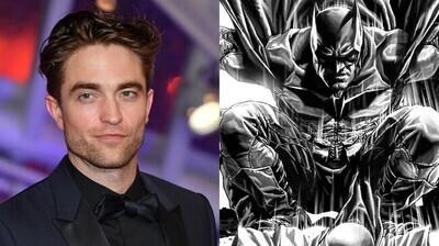45767 - Ya tenemos las primeras imágenes de Robert Pattinson como Bruce Wayne