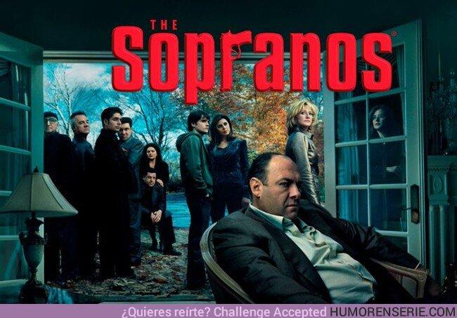 45808 - Hoy se cumplen 21 años del estreno de Los Soprano. Una de las mejores series de la historia