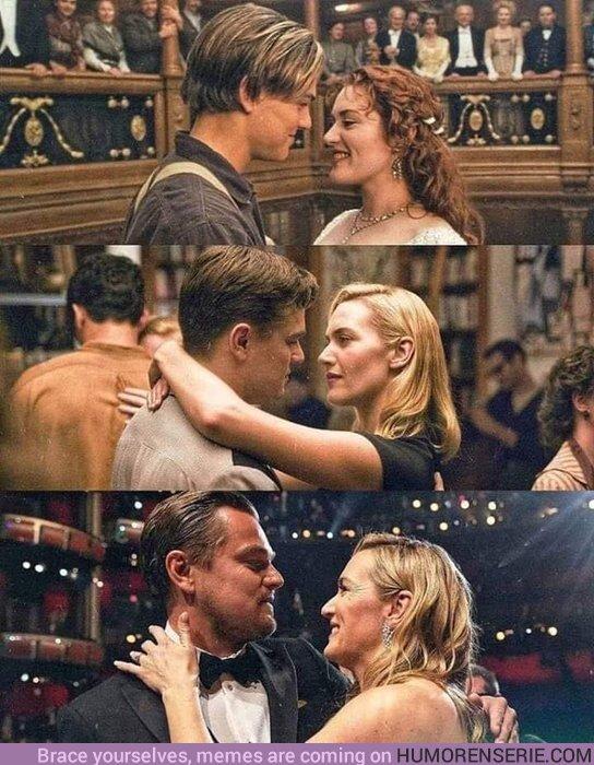 45877 - La historia de Jack y Rose es la más bonita de todas