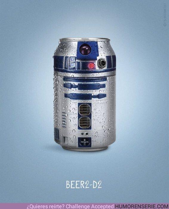45897 - La bebida favorita de los fans de Star Wars