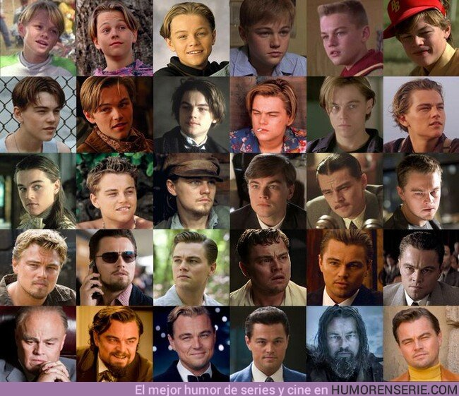 45904 - La evolución de Leo a lo largo de su carrera