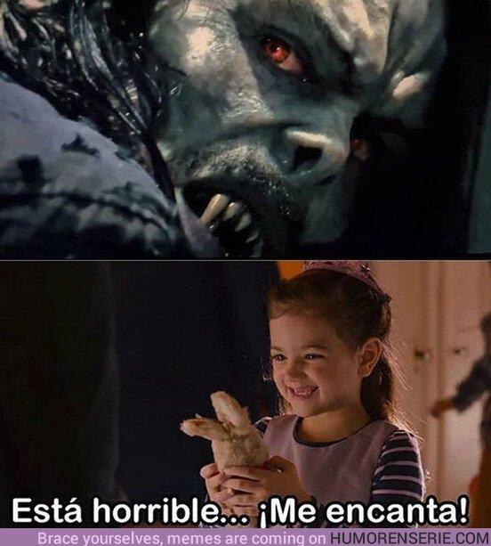 45945 - El vampiros #morbius
