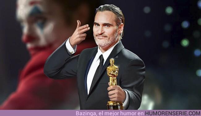 45964 - Joaquin Phoenix hace un comunicado tras su nominación al Oscar por Joker