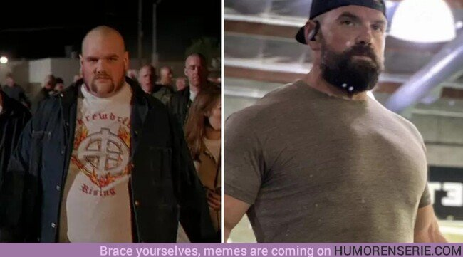46007 - El espectacular cambio físico de Ethan Suplee de Me Llamo Earl después de perder 140 kilos