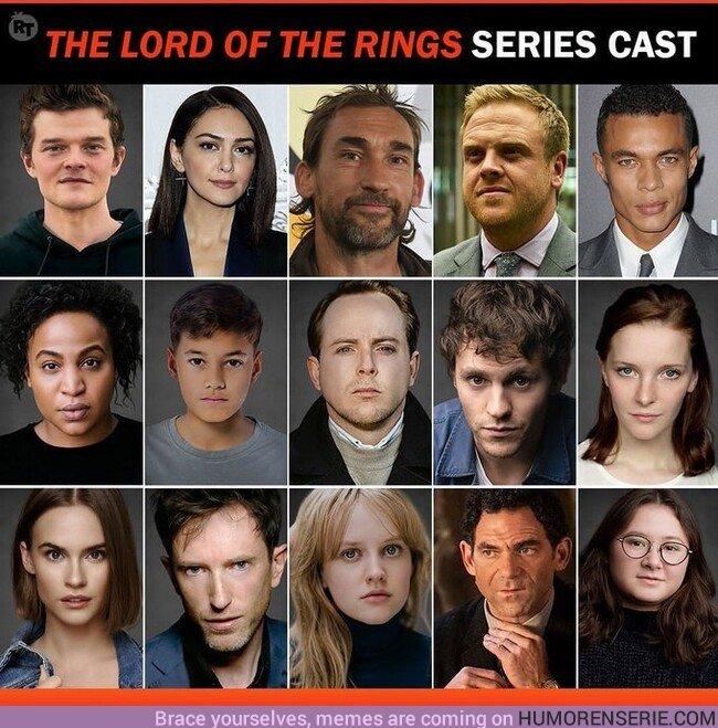 46036 - Primera imagen del casting final de la serie de El Señor de los Anillos