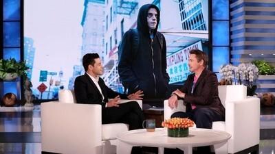 46128 - Mira el momento en el que Rami Malek le dice a Robert Downey Jr que está enamorado de él