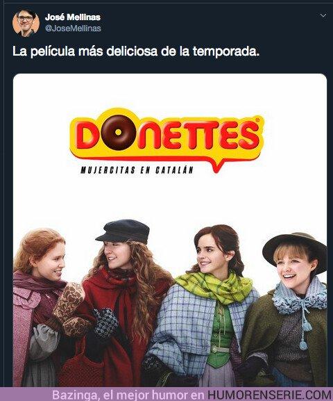 46237 - ¿Ya ha visto la película más dulce de la cartelera?