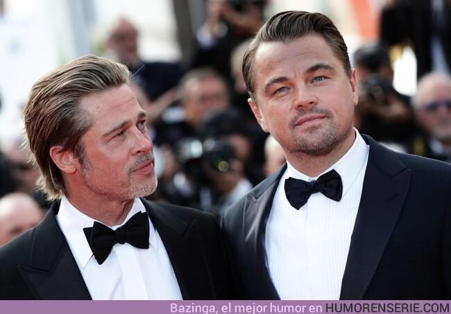 46262 - Así es como Leonardo DiCaprio llama cariñosamente a Brad Pitt en la intimidad
