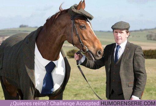 46294 - Bienvenido a los Peaky Blinders, Horse Luis