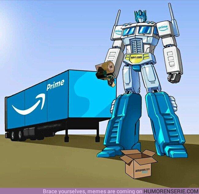 46501 - Esta tendría que ser la imagen comercial de Amazon Prime