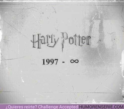 46531 - Harry Potter no acabará nunca mientras quede un Potterhead en el mundo